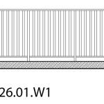 smidesräcke W1-26-01