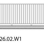 smidesräcke W1-26-02