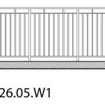 Smidesräcke W1-26-05