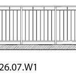 Smidesräcke W1-26-07