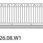 Smidesräcke W1-26-08