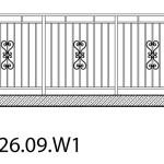 Smidesräcke W1-26-09