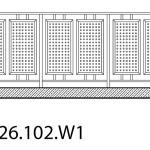 Smidesräcke W1-26-102