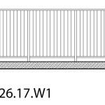 Smidesräcke W1-26-17