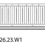 Smidesräcke W1-26-23