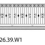 Smidesräcke W1-26-39