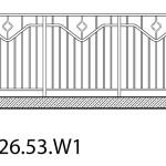 Smidesräcke W1-26-53