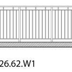 Smidesräcke W1-26-62