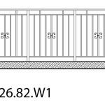 Smidesräcke W1-26-82