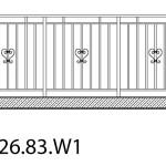 Smidesräcke W1-26-83