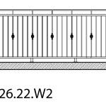 Smidesräcke W2.26.22