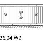 Smidesräcke W2.26.24