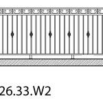 Smidesräcke W2.26.33