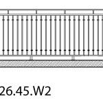 Smidesräcke W2.26.45